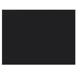 光洋産業 デコチョークボード A4 ブラック│発泡スチロール スチレンボード