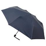 hands+ 全天候型簡単開閉折りたたみ傘 55cm ネイビー