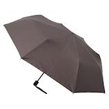 hands+ 全天候型簡単開閉折りたたみ傘 55cm グレージュ