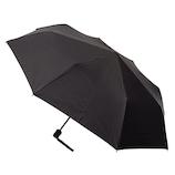hands+ 全天候型簡単開閉折りたたみ傘 60cm ブラック