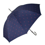 チャムチャムマーケット(CHAM CHAM MARKET) 長傘 ロブスター ネイビー│レインウェア・雨具 傘