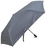 Kiten.lab 晴雨兼用傘 自動開閉 遮光 メンズ ギンガム 1KK-183040437 ネイビー