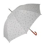 チャムチャムマーケット(CHAM CHAM MARKET) 長傘 ネオン ベージュ│レインウェア・雨具 傘