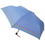 アーノルドパーマー×東急ハンズ 折傘 55cm 裾ボーダーブルー│レインウェア・雨具 日傘