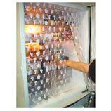 冷蔵室用カーテン 野菜柄