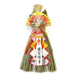 【年賀用品】 マルモ豪華絢爛鶴飾り 特大