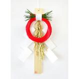 【年賀用品】 MIZUHIKI KAZARI木曽ひのき│パーティーグッズ 装飾用品