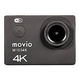 ナガオカ movio WiFi機能搭載 高画質4K_Ultra HD_アクションカメラ M1034K