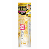 ホワイトラベル 金のプラアセンタ もっちり白肌濃美容水 180mL│化粧水 保湿化粧水