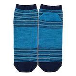 助野 メンズソックス 79C48071Q ブルー