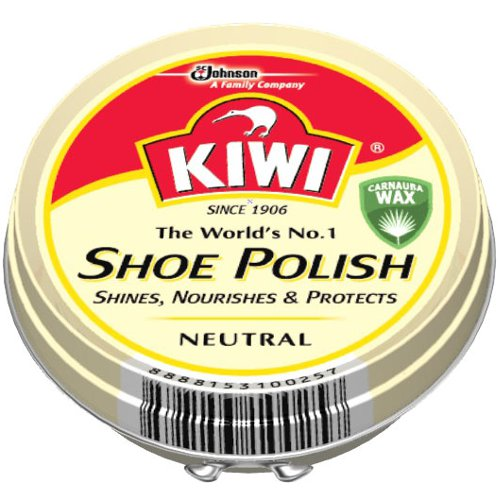 KIWI 油性靴クリーム中缶 無色 45ml