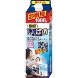 UYEKI 加湿器の除菌タイム 液体タイプお得用 1000mL