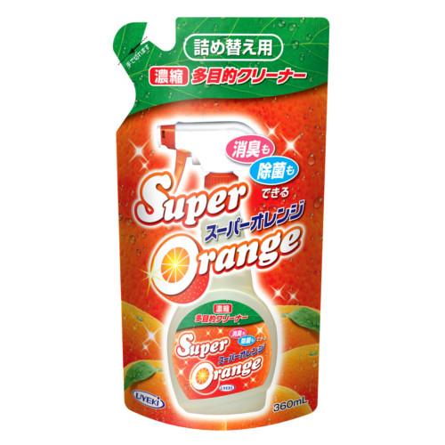 UEKI スーパーオレンジ消臭除菌プラス 詰替