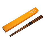 k.wood 箸&箸箱セット ライトブラウン