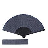 新京清堂 青海波紗型セット 1M05518975 紺