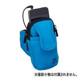 アームバンドスポーツケース PDA-MP3C8ブルー