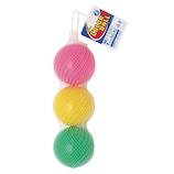 池田工業社 スーパーカラーボール 3個入│おもちゃ その他 おもちゃ
