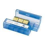 オープン コインケース 50枚収納 5円用 M-5│会計用品・レジ用品