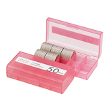 オープン コインケース100枚用 50円 M−50W│会計用品・レジ用品
