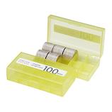 オープン コインケース100枚用100円 Mー100W