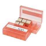 オープン コインケース100枚用500円 M−500W