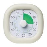 ソニック トキ・サポ 時っ感タイマー 色で時間の経過を実感 10cm LV−3062 アイボリー│タイマー・計量器 その他 タイマー・計量器
