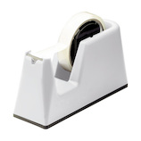 ソニック プロ テープカッター グライン TC−2983−W ホワイト│ガムテープ・粘着テープ テープカッター