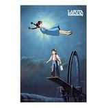 エンスカイ ジグソーパズル 天空の城ラピュタ 空から降りてきた少女 300-227
