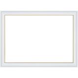 エンスカイ アートクリスタルジグソー専用パズルフレーム 208ピース用 ホワイト│パズル パズルフレーム