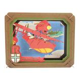 エンスカイ 紅の豚 PAPER THEATER アドリア海上空から PT−064