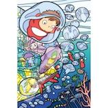 エンスカイ スタジオジブリ アートクリスタルジグソーパズル 冒険のはじまり 126−AC69 126ピース│パズル ジグソーパズル