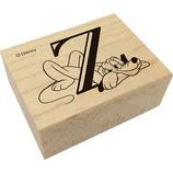 エンスカイ 木製ディズニースタンプ Z