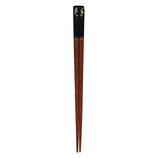 イシダ 箸 金座 福ねこ 23cm