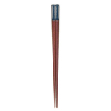 イシダ 食洗機対応箸 アクリアクリスタル B 23.5cm