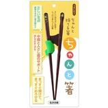イシダ ちゃんと箸 右きき用 18cm