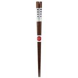 イシダ 箸 ジャパニーズスタイル 水玉 23cm