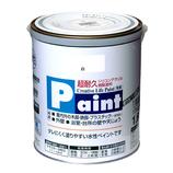 アサヒペン 水性ペイント 1.6L 白