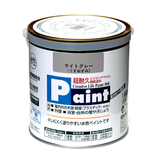 アサヒペン 水性ペイント 0.7L うすねずみ│水性塗料 多用途水性塗料
