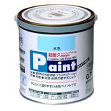 アサヒペン 水性ペイント 0.7L 水色