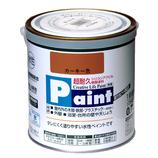 アサヒペン 水性ペイント 0.7L カーキー色