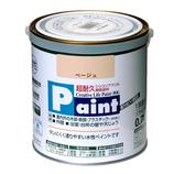 アサヒペン 水性ペイント 0.7L ベージュ│水性塗料 多用途水性塗料