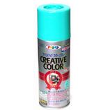 アサヒペン クリエイティブカラースプレー 300ml ミントグリーン│スプレー塗料 多用途スプレー