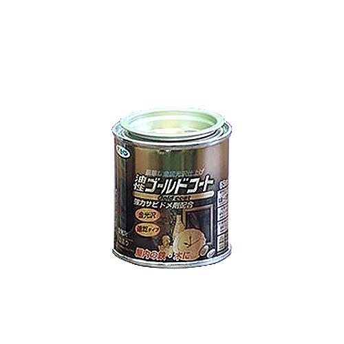 アサヒペン 油性ゴールドコート 65mL