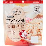 アルファー食品 安心米おこげ コンソメ味