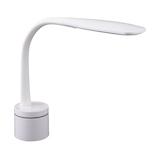 オーム電機 LEDデスクランプ 昼光色 DS-LS16MUG-W ホワイト
