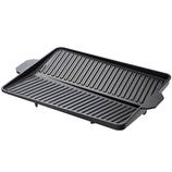 イシガキ産業 ヘルシー焼肉グリル 角型│フライパン・中華鍋 たこ焼き器・鉄板焼き