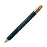 オート 木軸シャープペンシル 2.0mm APS−680E−GN グリーン
