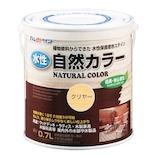 アトム 水性自然カラー 0.7L クリヤー