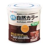 アトム 水性自然カラー 0.7L パイン