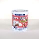 アトム 無臭かべ・浴室用塗料 ミルキーホワイト 1.6L